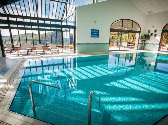 होटल तस्वीरें: Le Domaine de Falgos Golf & Spa