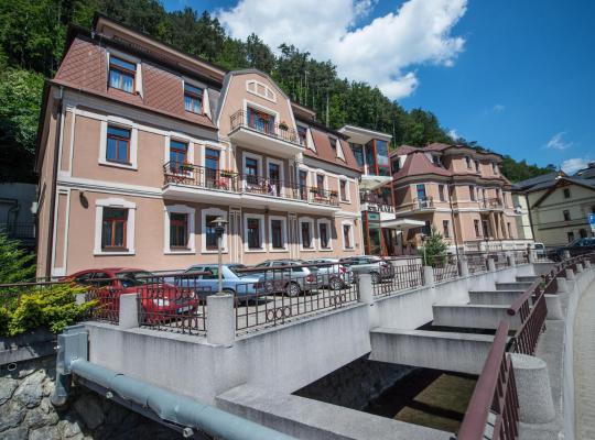 Hotel bilder: Garni Hotel Praha