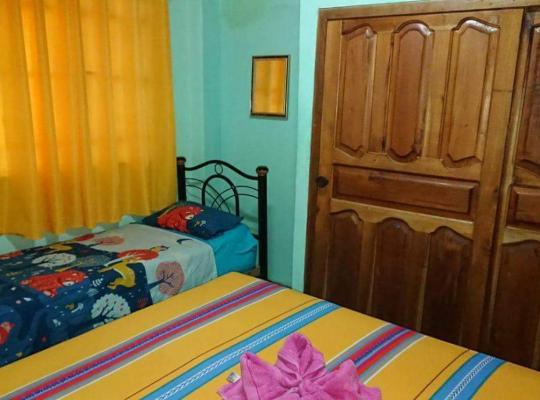 Хотел снимки: Hostal las Marianas