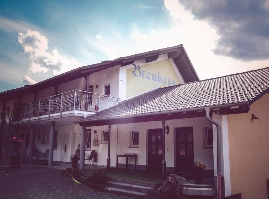 Photos de l'hôtel: Brauhaus Obermühle