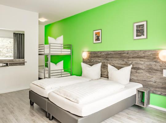 Hotelfotos: Alecsa Hotel am Olympiastadion
