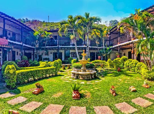 Hotel bilder: Hotel campestre Casona del Camino Real