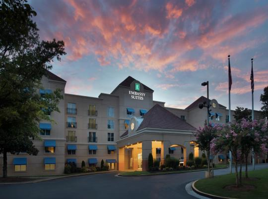 صور الفندق: Embassy Suites Atlanta - Airport
