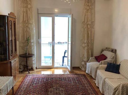 Hotel fotografií: Apartment on Dimitrakopoulou