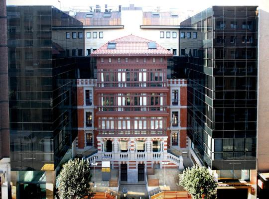 ホテルの写真: Barceló Oviedo Cervantes