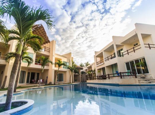 호텔 사진: Coral Maya Condo Hotel