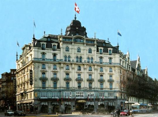 Hotellet fotos: Hotel Monopol Luzern