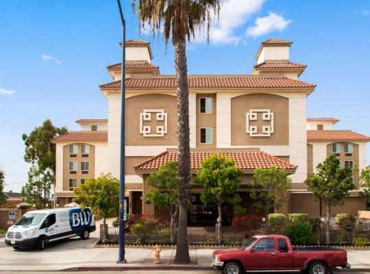 Hotel foto: Best Western of Long Beach