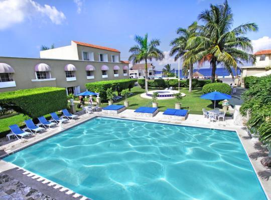 Хотел снимки: Villablanca Garden Beach Hotel