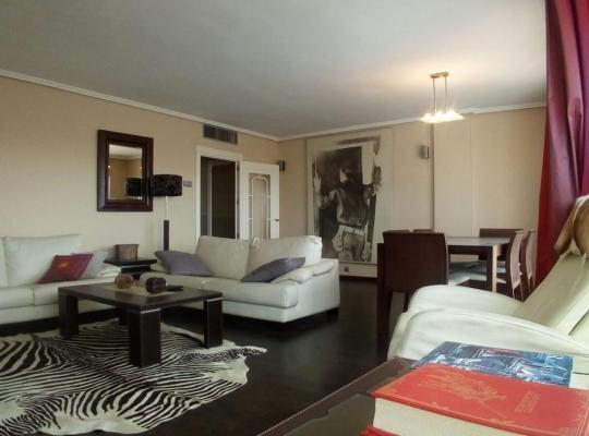 Hotel bilder: FlatsandRooms Zaragoza