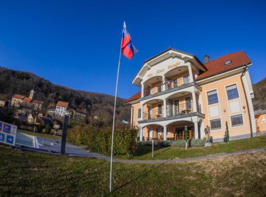 होटल तस्वीरें: Vila Silva Marija Apartments
