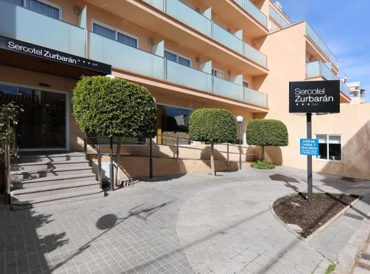 Viesnīcas bildes: Sercotel Hotel Zurbarán