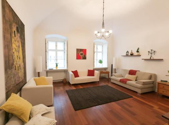 Foto dell'hotel: Design Apartment Eger