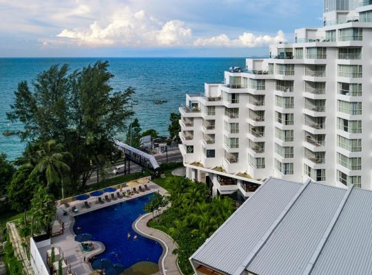 Хотел снимки: DoubleTree Resort by Hilton Hotel Penang