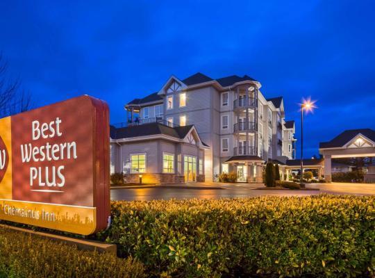 Хотел снимки: Best Western PLUS Chemainus Inn