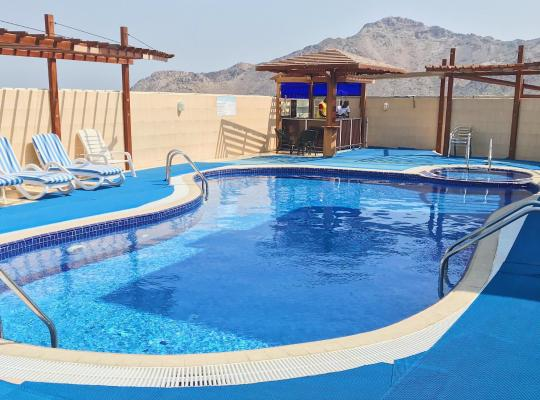 Hotel bilder: Mirage Hotel Al Aqah