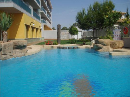 Φωτογραφίες του ξενοδοχείου: Reception La Rotonda Aparthotel