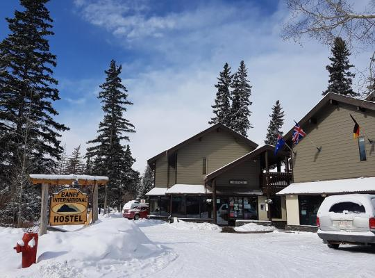 Képek: Banff International Hostel