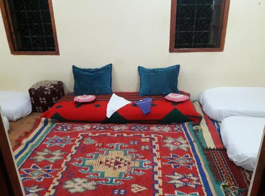รูปภาพจากโรงแรม: Imlil Hostel