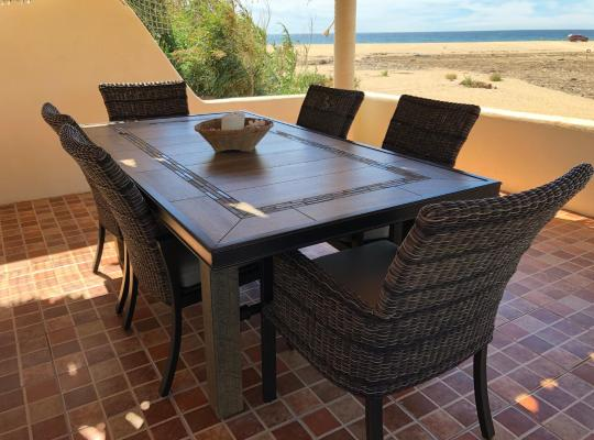 Хотел снимки: Las Palmas Tropicales Beachfront Rentals