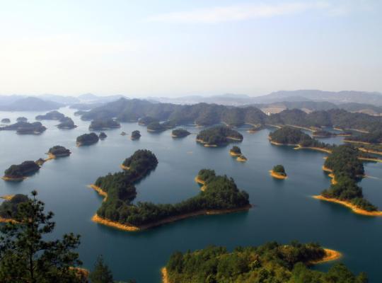 Fotos de Hotel: 千岛湖大江南酒店