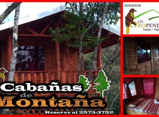 Хотел снимки: Mirador las oropendolas