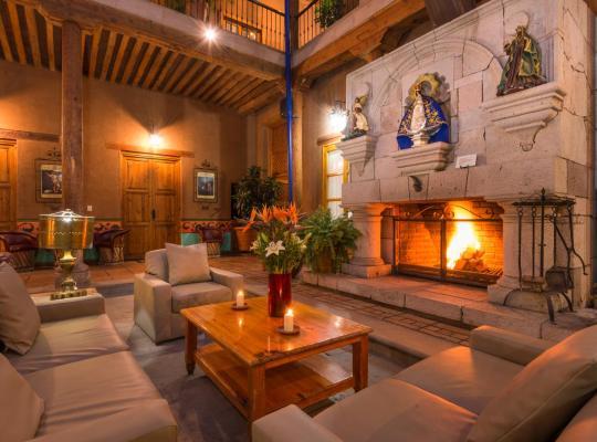Φωτογραφίες του ξενοδοχείου: Hotel Casa del Refugio