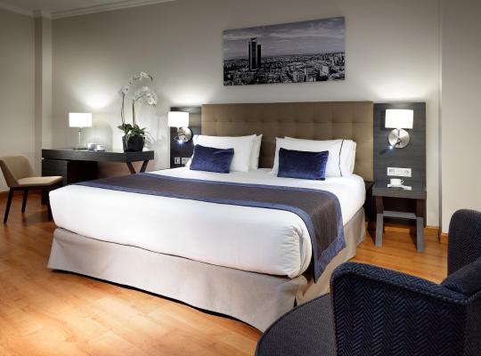 होटल तस्वीरें: Eurostars Madrid Foro
