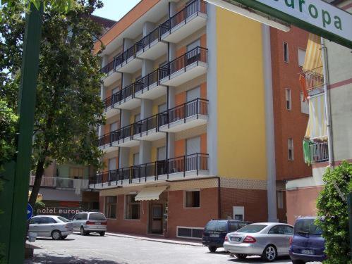 Otel fotoğrafları: Hotel Europa