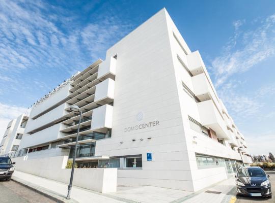 Хотел снимки: Apartamentos ELE Domocenter