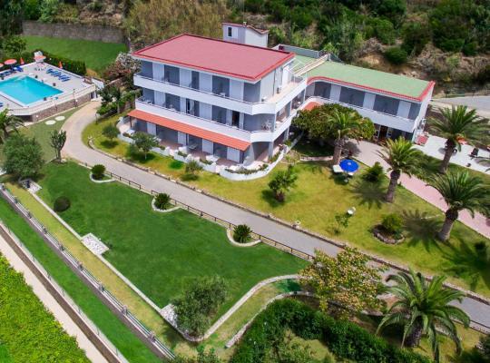 Хотел снимки: Hotel Villa Rita