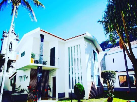 Hotellet fotos: Vila Luis Mendes