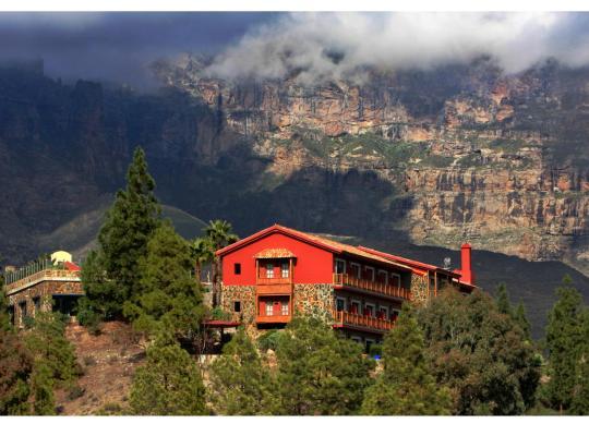 Фотографии гостиницы: Hotel Las Tirajanas