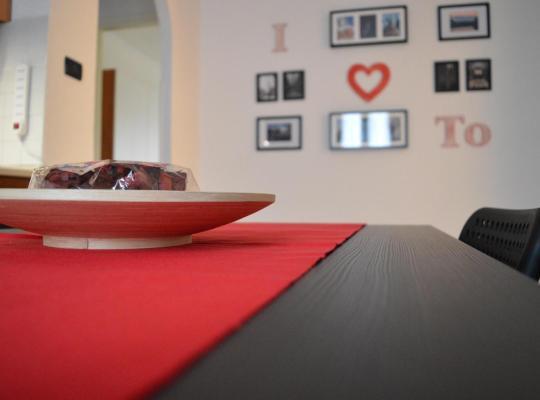 Φωτογραφίες του ξενοδοχείου: Luminoso e Accogliente appartamento