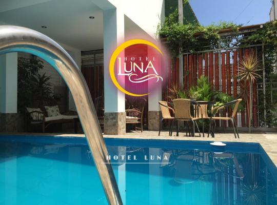 Хотел снимки: Luna