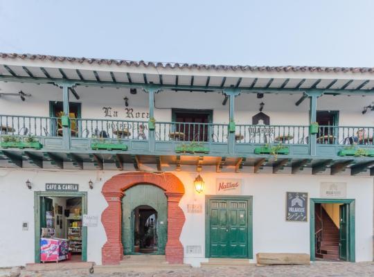 Hotel bilder: Hospedería La Roca Plaza Principal