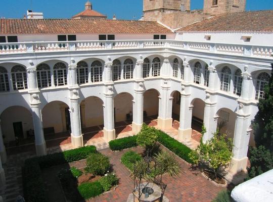 Zdjęcia obiektu: El Claustre de Ciutadella - Albergue Juvenil