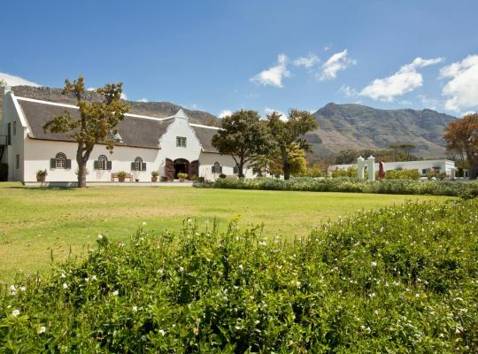 Photos de l'hôtel: Steenberg Hotel