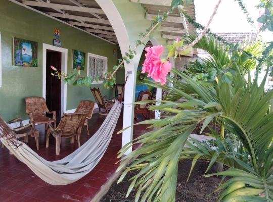 Képek: Hostel Papagayo