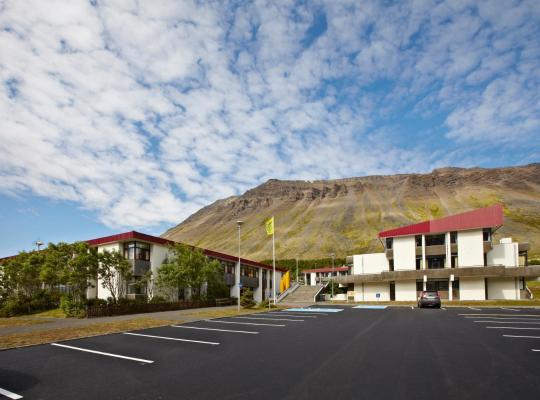 Viesnīcas bildes: Hotel Edda Ísafjördur