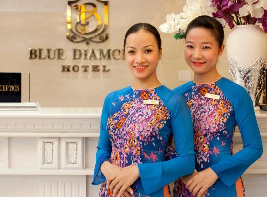 酒店照片: Blue Diamond Hotel