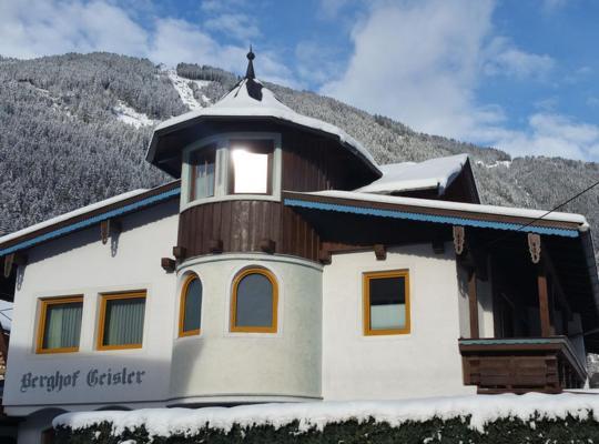 ホテルの写真: Berghof Geisler