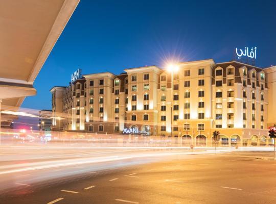 Zdjęcia obiektu: Avani Deira Dubai Hotel