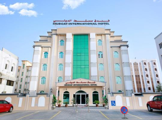 ホテルの写真: Muscat International Hotel