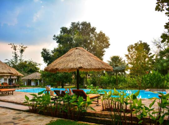 ホテルの写真: Villa Kep Resort