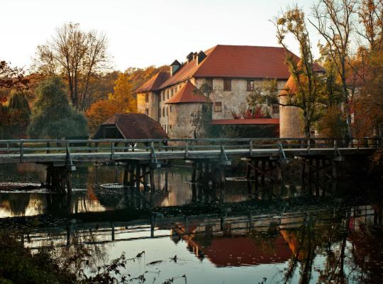 תמונות מלון: Hotel Grad Otočec - Relais Chateaux