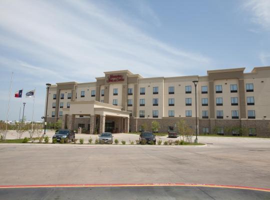 Фотографии гостиницы: Hampton Inn & Suites Dallas/Cockrell Hill I-30