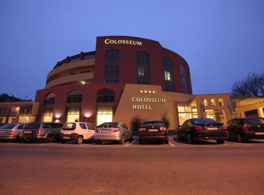 Хотел снимки: Colosseum Hotel