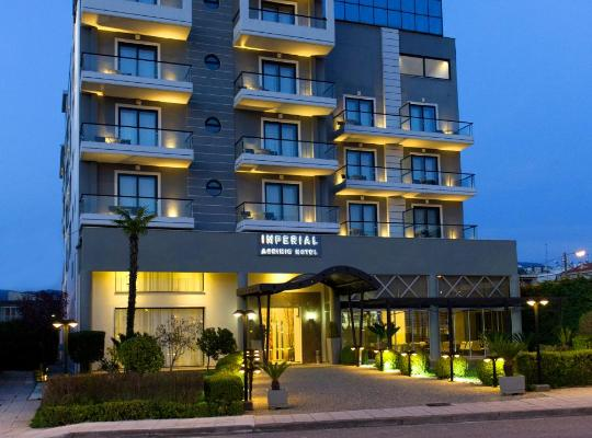Hotellet fotos: Agrinio Imperial Hotel