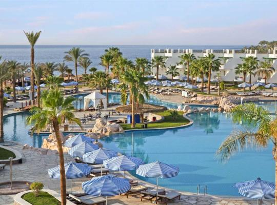 Fotografii: Hilton Sharm Waterfalls Resort